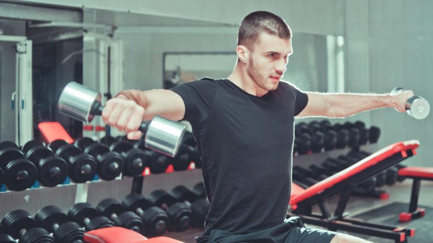 肩を自宅で鍛える筋トレ7選!肩に効かせるメニューの組み方を解説