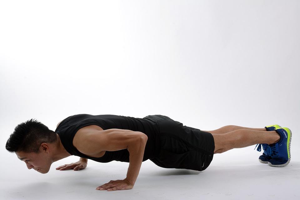 「みんなで筋肉体操」腕立て伏せ編を詳しく解説!