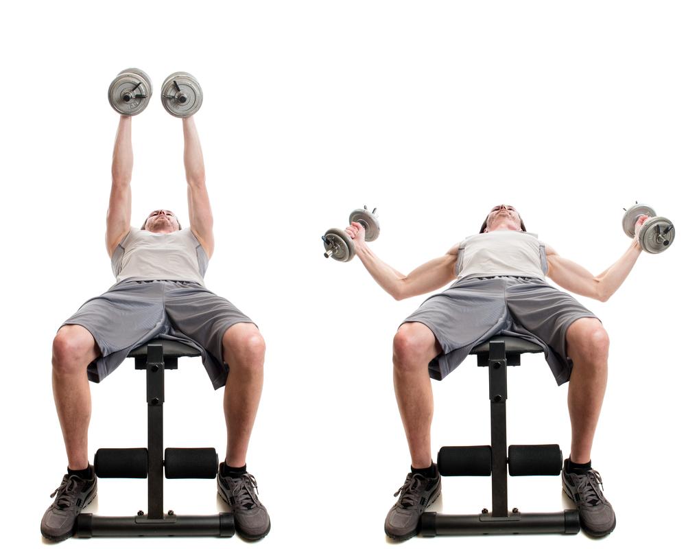 ダンベルフライ正しいやり方!効率よく胸筋に効かせる5つのコツ