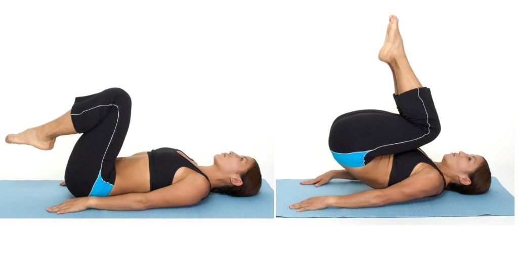リバースクランチのやり方とコツ!腹筋下部を集中的に鍛える